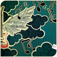 Music with wings by GaZm85