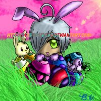 Happy Early Easter :D by HigginstheAwesome