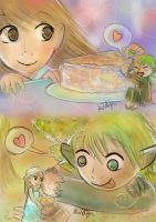 Dryads love Apple Pie by Friendlyfoxpal