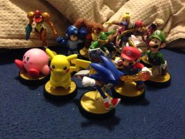 MB64's amiibos update - up to 12 by MarioBlade64