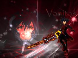 kingdom hearts vanitas by LumenArtist