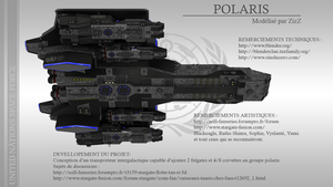 Stargate Polaris Task Group J by ZizZgfx