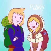 Puhoy by PvElephant