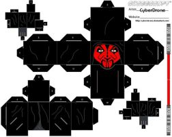 Cubee - Darth Maul 'Ver2' by CyberDrone