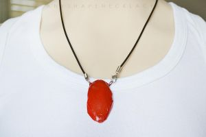 Devil May Cry inspired necklace - Dante cosplay by AnyShapeNecklaces