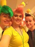 The Fairly Oddfamily by LaceX-Foxypowow