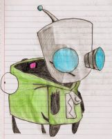 Gir - colored by JoackOron