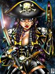 Captain Collette Color by BigRob1031