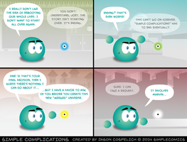 SC986 - The Void (4 of 4) by simpleCOMICS