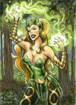 Enchantress by feliciacano