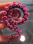 Tentacle Necklace WIP by KTOctopus