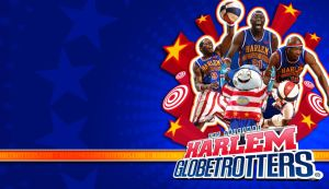 Harlem Globetrotters by thesockpuppet