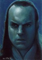 Elrond card 203 by charles-hall