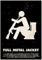 'Full Metal Jacket' by viktorhertz