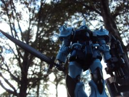 Zeon's Knight by spartan049820