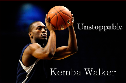 Kemba Walker Uconn 2011 by jrulz1299
