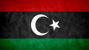 New Libya Flag Grunge by SyNDiKaTa-NP