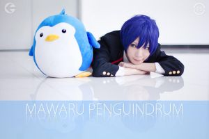 Mawaru Penguindrum_Shouma Kun by hybridre