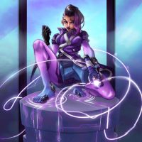sombra OW by nadart12