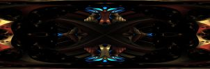 Gold  and Copper no refelection by rycher
