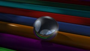Radiosity Ball and more COLORS by TheColorCute