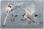 Wagtail wyvern adopt auction - closed by WXaman