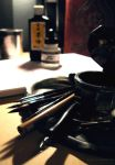 Art supplies by croaky