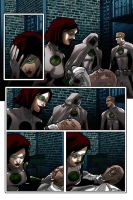 Unmasked page 19 by johnnymorbius