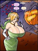 Link's Halloween Special pg4 by sampleguy