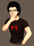 Markiplier by Myen-Nyan
