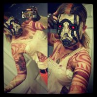 Borderlands 2 Psycho by xAryeh