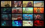 Colorthumbs2 by EsbenLash