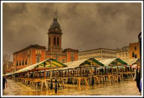 Market and Market Hall... by TheBaldingOne