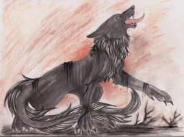 Crying out by Lost-Wolf-Soul