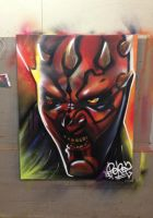 darth maul by meezy-perez