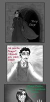 Snape is Back by Morloth88