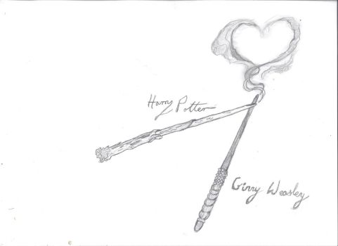 Harry and Ginny never doubt the power of love by TorunnAvenger
