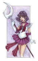 Sailor Saturn by Ak-kU