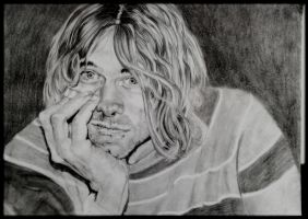 Kurt Cobain by green0