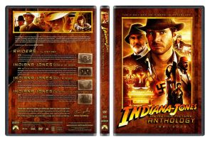 Indiana Jones Anthology by shokxone-studios