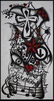 my tattoo sleeve design by bigman19