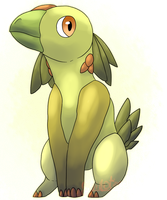 Fakemon #1 by guillotine-d