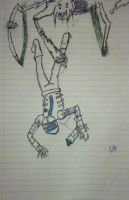 Dead space sketch by Ishbal