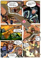 The Defiant Ch1 pg5. by FuzzChile