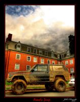 The GMC Jeep El Camino thing. by JohnDoe6