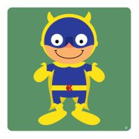 bananaman by striffle