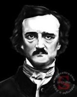 Edgar Allan Poe by ScOttRa