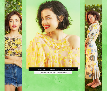 Lucy Hale Photopack   #10 by oursheartsps