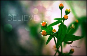 I will make you believe by Dmaghar