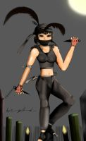 My attempt at Ibuki by redadder515